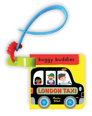 Book cover for London Taxi Buggy Buddy